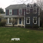 New Prodigy Siding & Okna Project installed in Malvern, PA
